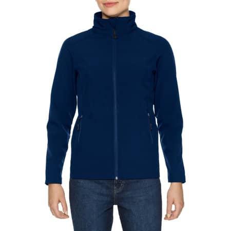 Hammer Ladies Softshell Jacket von Gildan (Artnum: GSS800L