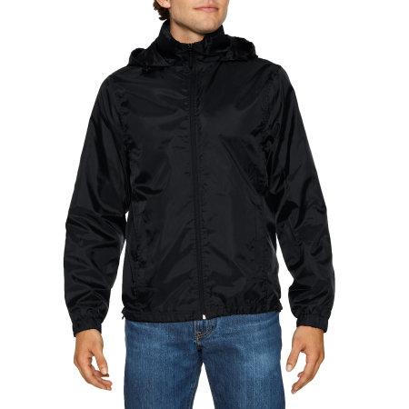 Hammer Unisex Windwear Jacket von Gildan (Artnum: GWR800