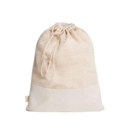 Reusable Produce Bag Organic von Halfar (Artnum: HF16061