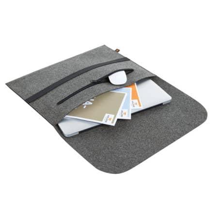 Laptop Sleeve ModernClassic von Halfar (Artnum: HF16082