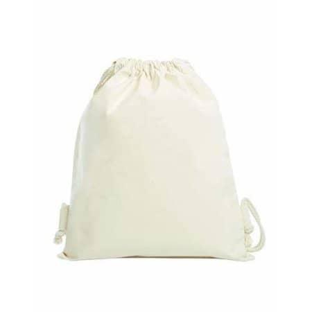 Drawstring Bag Organic von Halfar (Artnum: HF3052
