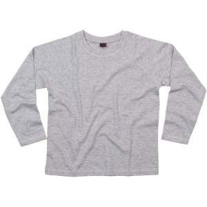 Kids` Long Sleeve Raglan T