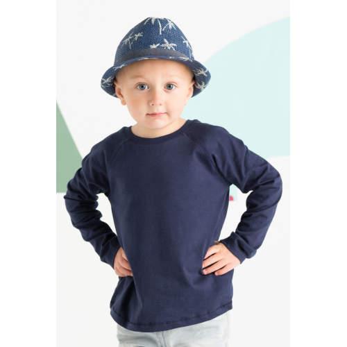 Mantis Mini - Kids` Long Sleeve Raglan T