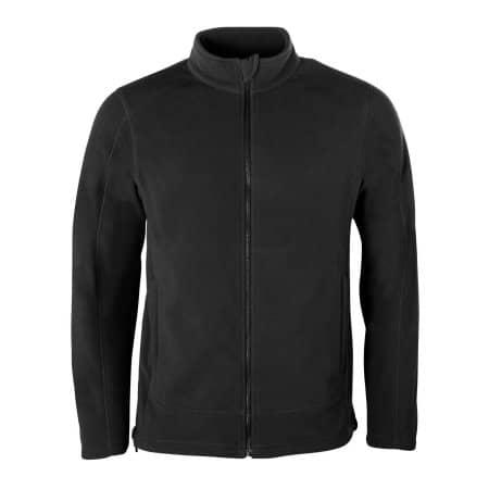 Men´s Full- Zip Fleece Jacket von HRM (Artnum: HRM1201