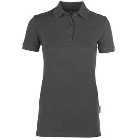 Women´s Luxury Stretch Polo von HRM (Artnum: HRM602
