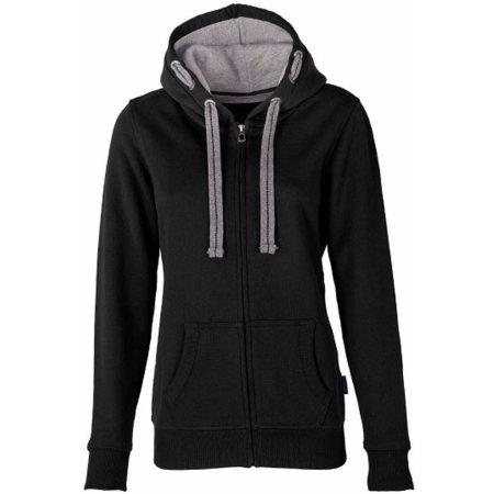 Women´s Hooded Jacket in Black von HRM (Artnum: HRM801