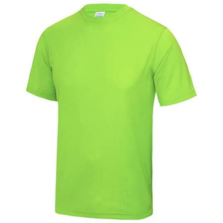 Cool T in Electric Green von Just Cool (Artnum: JC001