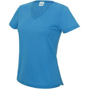 V Neck Girlie Cool T