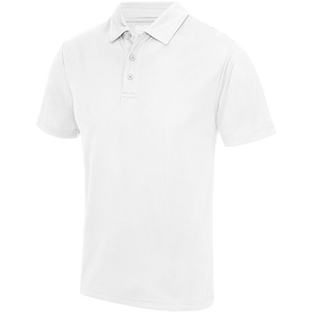Cool Polo in Arctic White von Just Cool (Artnum: JC040