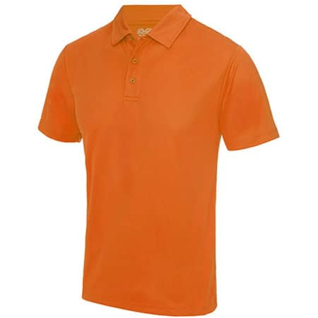 Cool Polo in Orange Crush von Just Cool (Artnum: JC040