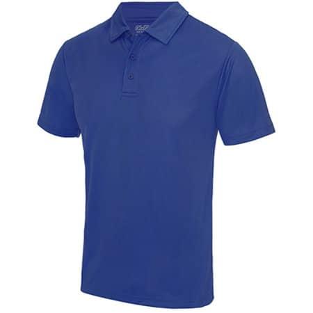 Cool Polo in Royal Blue von Just Cool (Artnum: JC040