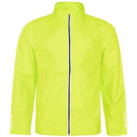 Cool Running Jacket in Electric Yellow von Just Cool (Artnum: JC060