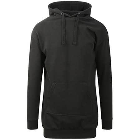 Hoodie Dress in Jet Black von Just Hoods (Artnum: JH015