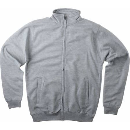 Fresher Full Zip Sweat von Just Hoods (Artnum: JH047