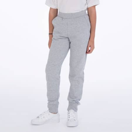 Kids` Tapered Track Pant von Just Hoods (Artnum: JH074J
