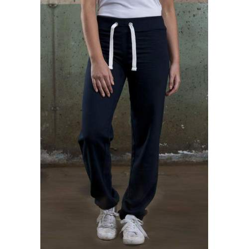 Just Hoods - Girlie Cuffed Jogpants