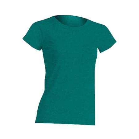 Regular Lady Comfort T-Shirt von JHK (Artnum: JHK152