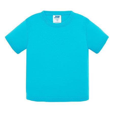 Baby T-Shirt in Turquoise von JHK (Artnum: JHK153K