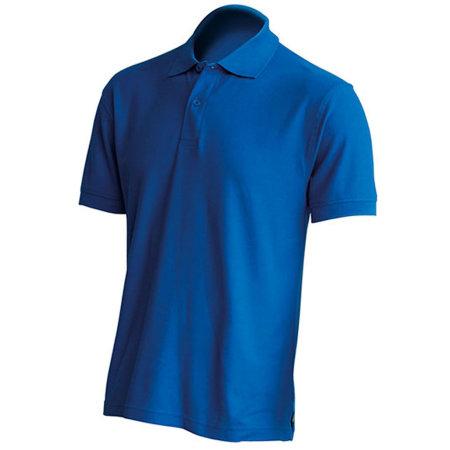Polo Regular Man in Royal Blue von JHK (Artnum: JHK510