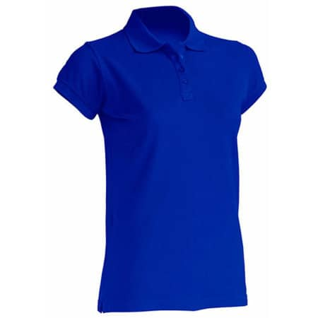 Polo Regular Lady in Royal Blue von JHK (Artnum: JHK511