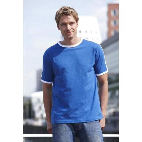 James+Nicholson - Men`s Flag-T