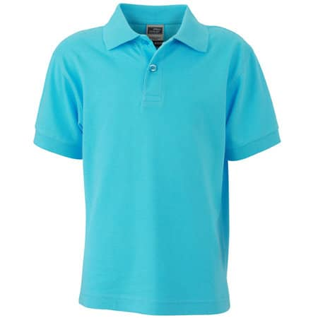 Classic Polo Junior von James+Nicholson (Artnum: JN070K