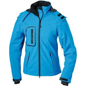 Ladies` Winter Softshell Jacket