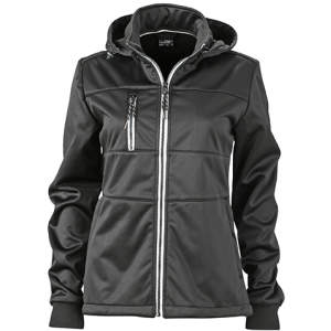 Ladies` Maritime Softshell-Jacket