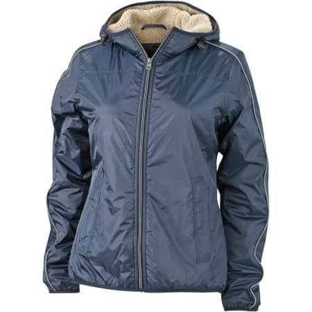 Ladies` Winter Sport Jacket von James+Nicholson (Artnum: JN1103