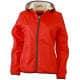 Thumbnail Jacken in Light Red|Off-White: Ladies` Winter Sport Jacket JN1103 von James+Nicholson