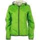 Thumbnail Jacken in Spring Green|Off-White: Ladies` Winter Sport Jacket JN1103 von James+Nicholson