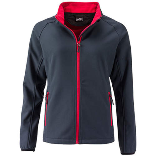 James+Nicholson - Ladies` Promo Softshell Jacket