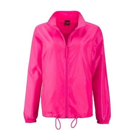 Ladies` Promo Jacket von James+Nicholson (Artnum: JN1131