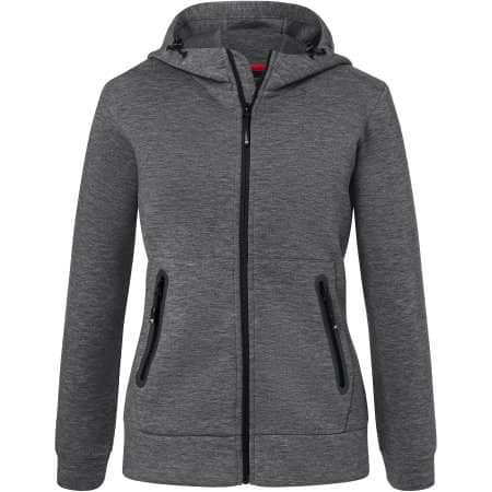 Ladies` Hooded Jacket JN1143 von James+Nicholson (Artnum: JN1143