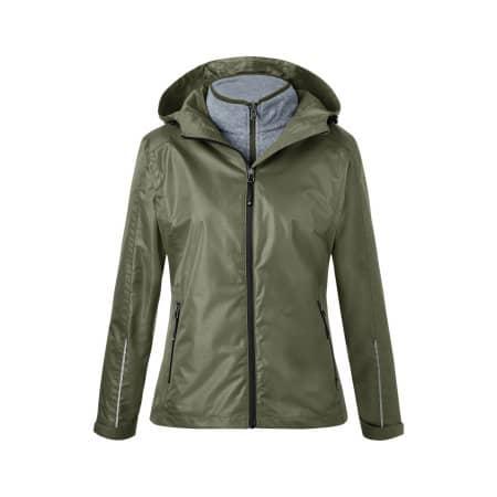 Ladies´ 3-in-1-Jacket von James+Nicholson (Artnum: JN1153
