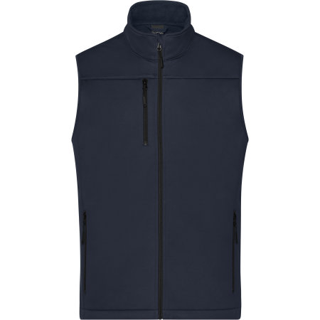 Men`s Softshell Vest (JN1170) von James+Nicholson (Artnum: JN1170
