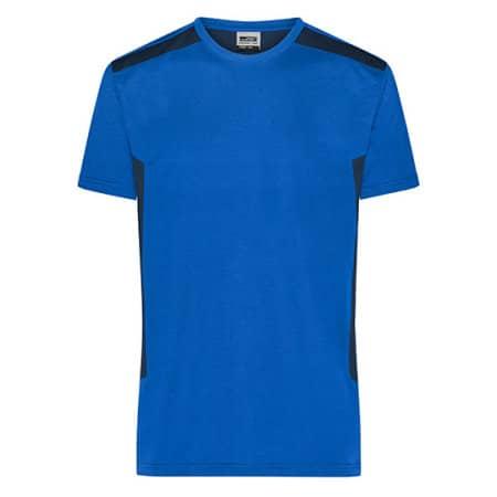 Men's Workwear T-Shirt -STRONG- von James+Nicholson (Artnum: JN1824