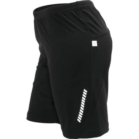 Ladies` Running Short Tights von James+Nicholson (Artnum: JN312