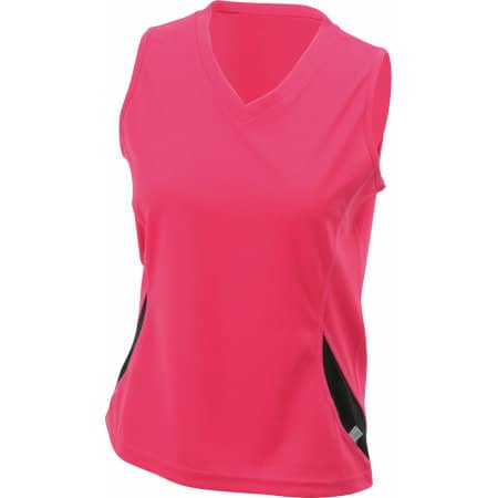 Ladies` Running Tank von James+Nicholson (Artnum: JN315