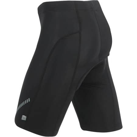Bike Short Tights von James+Nicholson (Artnum: JN322