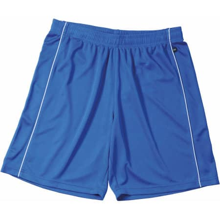 Basic Team Shorts Junior von James+Nicholson (Artnum: JN387K