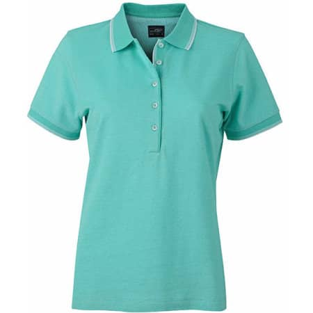 Ladies` Polo von James+Nicholson (Artnum: JN703