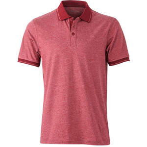 Men`s Heather Polo