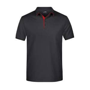 Men`s Polo Single Stripe