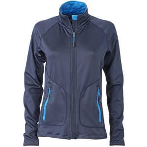 Ladies` Stretchfleece Jacket