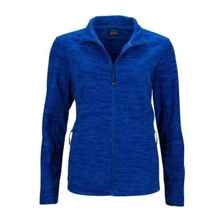 Ladies` Fleece Jacket von James+Nicholson (Artnum: JN769