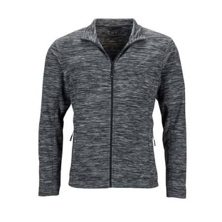 Men`s Fleece Jacket von James+Nicholson (Artnum: JN770