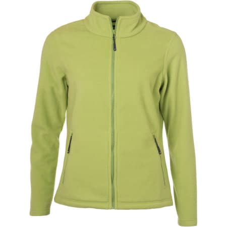Ladies` Fleece Jacket JN781 von James+Nicholson (Artnum: JN781