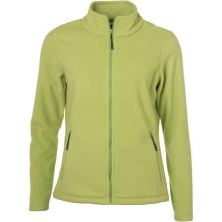 Ladies` Fleece Jacket JN781 von James+Nicholson (Artnum: JN781