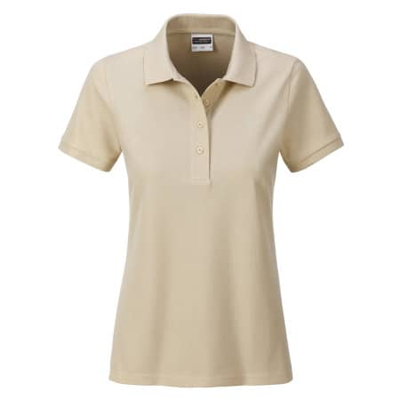 Ladies` Basic Polo von James+Nicholson (Artnum: JN8009